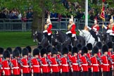 Major General's Review 2013: The First and Second Division of the Sovereign's Escort, The Life Guards.. Horse Guards Parade, Westminster, London SW1,  United Kingdom, on 01 June 2013 at 10:59, image #242