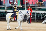 Major General's Review 2013: The Major General Commanding the Household Division and General Officer Commanding London District, Major G P R Norton.. Horse Guards Parade, Westminster, London SW1,  United Kingdom, on 01 June 2013 at 10:59, image #245