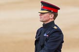 Major General's Review 2013: A Lieutenant Colonel standing in for once of the Royal Colonels.. Horse Guards Parade, Westminster, London SW1,  United Kingdom, on 01 June 2013 at 11:01, image #270