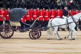 Major General's Review 2013: The Queen's Head Coachman, Mark Hargreaves, during the Inspection of the Line.. Horse Guards Parade, Westminster, London SW1,  United Kingdom, on 01 June 2013 at 11:03, image #289