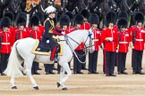 Major General's Review 2013: Major General Commanding the Household Division and General Officer Commanding London District, Major George Norton during the Inspection of the Line.. Horse Guards Parade, Westminster, London SW1,  United Kingdom, on 01 June 2013 at 11:03, image #291