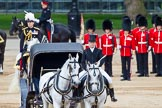Major General's Review 2013: The Queen's Head Coachman, Mark Hargreaves after the Inspection of the Line.. Horse Guards Parade, Westminster, London SW1,  United Kingdom, on 01 June 2013 at 11:05, image #303
