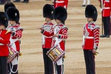 Major General's Review 2013: Musicians of  the Grenadier Guards.. Horse Guards Parade, Westminster, London SW1,  United Kingdom, on 01 June 2013 at 11:10, image #328