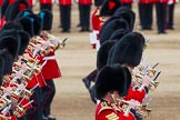 Major General's Review 2013: Musicians of  the Grenadier Guards.. Horse Guards Parade, Westminster, London SW1,  United Kingdom, on 01 June 2013 at 11:12, image #346