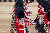 Major General's Review 2013: Musicians of  the Grenadier Guards.. Horse Guards Parade, Westminster, London SW1,  United Kingdom, on 01 June 2013 at 11:13, image #351