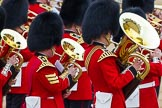 Major General's Review 2013: Musicians of  the Grenadier Guards.. Horse Guards Parade, Westminster, London SW1,  United Kingdom, on 01 June 2013 at 11:14, image #355