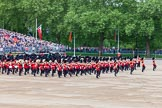 Major General's Review 2013: The Massed Bands, led by the five Drum Majors.. Horse Guards Parade, Westminster, London SW1,  United Kingdom, on 01 June 2013 at 11:25, image #434
