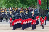Major General's Review 2013: No.1 Guard,1st Battalion Welsh Guards, before the March Past.. Horse Guards Parade, Westminster, London SW1,  United Kingdom, on 01 June 2013 at 11:29, image #452