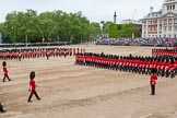 Major General's Review 2013: Guards during the March Past.. Horse Guards Parade, Westminster, London SW1,  United Kingdom, on 01 June 2013 at 11:36, image #511