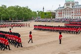 Major General's Review 2013: No. 1 to No. 6 Guard during the March Past.. Horse Guards Parade, Westminster, London SW1,  United Kingdom, on 01 June 2013 at 11:36, image #514