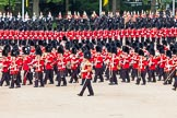 Major General's Review 2013: The Massed Band march away to leave room for  the Mounted Bands.. Horse Guards Parade, Westminster, London SW1,  United Kingdom, on 01 June 2013 at 11:48, image #564
