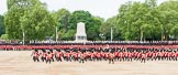 Major General's Review 2013: The Massed Band march away to leave room for  the Mounted Bands.. Horse Guards Parade, Westminster, London SW1,  United Kingdom, on 01 June 2013 at 11:48, image #565