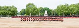 Major General's Review 2013: The Massed Band march away to leave room for  the Mounted Bands.. Horse Guards Parade, Westminster, London SW1,  United Kingdom, on 01 June 2013 at 11:49, image #566