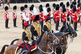 Major General's Review 2013: The Ride Past - the King's Troop Royal Horse Artillery.. Horse Guards Parade, Westminster, London SW1,  United Kingdom, on 01 June 2013 at 11:51, image #593