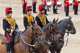 Major General's Review 2013: The Ride Past - the King's Troop Royal Horse Artillery.. Horse Guards Parade, Westminster, London SW1,  United Kingdom, on 01 June 2013 at 11:51, image #595