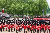 Major General's Review 2013: The Ride Past - The King's Troop Royal Horse Artillery.. Horse Guards Parade, Westminster, London SW1,  United Kingdom, on 01 June 2013 at 11:50, image #574