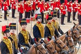 Major General's Review 2013: The Ride Past - the King's Troop Royal Horse Artillery.. Horse Guards Parade, Westminster, London SW1,  United Kingdom, on 01 June 2013 at 11:52, image #603