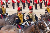 Major General's Review 2013: The Ride Past - the King's Troop Royal Horse Artillery.. Horse Guards Parade, Westminster, London SW1,  United Kingdom, on 01 June 2013 at 11:52, image #604
