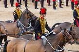 Major General's Review 2013: The Ride Past - the King's Troop Royal Horse Artillery.. Horse Guards Parade, Westminster, London SW1,  United Kingdom, on 01 June 2013 at 11:52, image #605