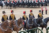 Major General's Review 2013: The Ride Past - the King's Troop Royal Horse Artillery.. Horse Guards Parade, Westminster, London SW1,  United Kingdom, on 01 June 2013 at 11:52, image #606