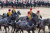 Major General's Review 2013: The Ride Past - the King's Troop Royal Horse Artillery.. Horse Guards Parade, Westminster, London SW1,  United Kingdom, on 01 June 2013 at 11:52, image #607