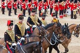 Major General's Review 2013: The Ride Past - the King's Troop Royal Horse Artillery.. Horse Guards Parade, Westminster, London SW1,  United Kingdom, on 01 June 2013 at 11:52, image #612