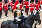 Major General's Review 2013: The Third and Forth Divisions of the Sovereign's Escort, The Blues and Royals, during the Ride Past.. Horse Guards Parade, Westminster, London SW1,  United Kingdom, on 01 June 2013 at 11:53, image #625