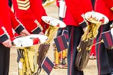 Major General's Review 2013: Musician of the Grenadier Guards.. Horse Guards Parade, Westminster, London SW1,  United Kingdom, on 01 June 2013 at 12:01, image #675