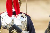 Major General's Review 2013: The four troopers of The Blues and Royals are about to join the four troopers of The Life Guards.. Horse Guards Parade, Westminster, London SW1,  United Kingdom, on 01 June 2013 at 12:10, image #725