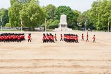 Major General's Review 2013: Guards during the March off.. Horse Guards Parade, Westminster, London SW1,  United Kingdom, on 01 June 2013 at 12:08, image #716