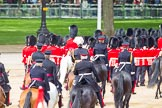 """Major General's Review 2013: The March Off - the """"second half"""" of the Royal Procession following the guards divisions.. Horse Guards Parade, Westminster, London SW1,  United Kingdom, on 01 June 2013 at 12:10, image #729"""