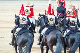 """Major General's Review 2013: The March Off - the """"second half"""" of the Royal Procession following the guards divisions.. Horse Guards Parade, Westminster, London SW1,  United Kingdom, on 01 June 2013 at 12:10, image #734"""