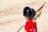 Major General's Review 2013: After the parade - the Keepers of the Ground, the first to arrive at Horse Guards Parade, are the last to leave.. Horse Guards Parade, Westminster, London SW1,  United Kingdom, on 01 June 2013 at 12:12, image #735