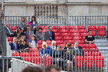 Trooping the Colour 2013 (spectators): Spectators arriving at Horse Guards Arch. Image #959, 15 June 2013 09:32