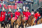 The Colonel's Review 2014. Horse Guards Parade, Westminster, London,  United Kingdom, on 07 June 2014 at 10:59, image #266