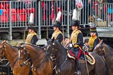 The Colonel's Review 2014. Horse Guards Parade, Westminster, London,  United Kingdom, on 07 June 2014 at 11:52, image #597