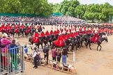 The Colonel's Review 2014. Horse Guards Parade, Westminster, London,  United Kingdom, on 07 June 2014 at 11:55, image #632