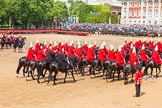 The Colonel's Review 2014. Horse Guards Parade, Westminster, London,  United Kingdom, on 07 June 2014 at 11:55, image #634