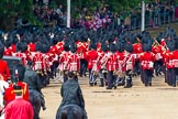 The Colonel's Review 2014. Horse Guards Parade, Westminster, London,  United Kingdom, on 07 June 2014 at 12:10, image #726