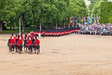 The Colonel's Review 2014. Horse Guards Parade, Westminster, London,  United Kingdom, on 07 June 2014 at 12:11, image #734