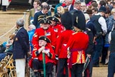 The Colonel's Review 2014. Horse Guards Parade, Westminster, London,  United Kingdom, on 07 June 2014 at 12:14, image #735