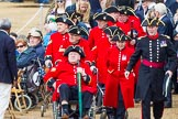 The Colonel's Review 2014. Horse Guards Parade, Westminster, London,  United Kingdom, on 07 June 2014 at 12:15, image #740