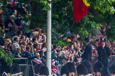 Trooping the Colour 2014. Horse Guards Parade, Westminster, London SW1A,  United Kingdom, on 14 June 2014 at 10:23, image #117