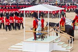 Trooping the Colour 2014. Horse Guards Parade, Westminster, London SW1A,  United Kingdom, on 14 June 2014 at 11:47, image #693