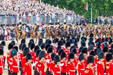 Trooping the Colour 2014. Horse Guards Parade, Westminster, London SW1A,  United Kingdom, on 14 June 2014 at 11:54, image #731