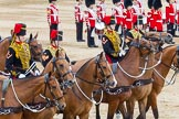 Trooping the Colour 2014. Horse Guards Parade, Westminster, London SW1A,  United Kingdom, on 14 June 2014 at 11:55, image #753