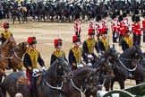 Trooping the Colour 2014. Horse Guards Parade, Westminster, London SW1A,  United Kingdom, on 14 June 2014 at 12:00, image #808