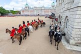 The Colonel's Review 2015. Horse Guards Parade, Westminster, London,  United Kingdom, on 06 June 2015 at 11:01, image #212