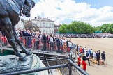 The Colonel's Review 2015. Horse Guards Parade, Westminster, London,  United Kingdom, on 06 June 2015 at 11:21, image #316