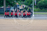 Trooping the Colour 2015. Image #8, 13 June 2015 09:29 Horse Guards Parade, London, UK